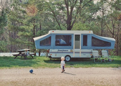 1992-04 Camping Trip