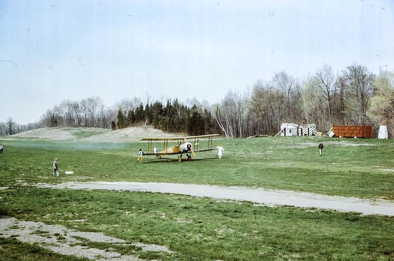 Old Rhinebeck Aerodrome 1972