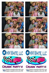HM White LLC- Cruisin` Party VI