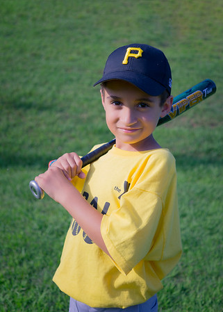 Derek T-Ball Pirates