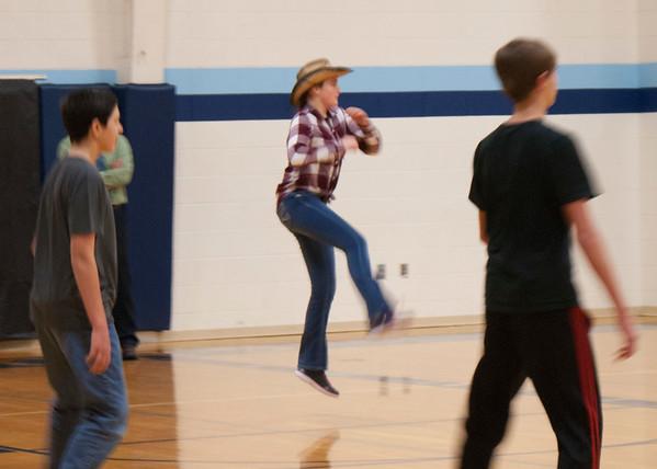Freshman PhyEd Line Dancing 2017