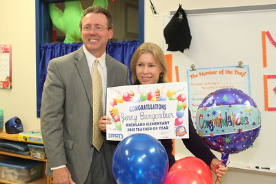 BISD 2015 Teacher of the Year Campus Visits