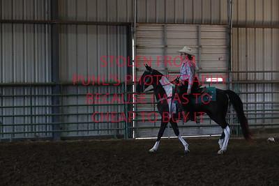 Thursday - Western Saddle Horse Pleasure Adult