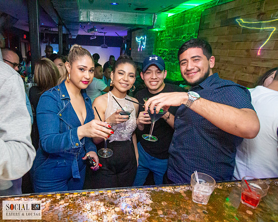 2-2-2020 Salsa Sundays @social59nj