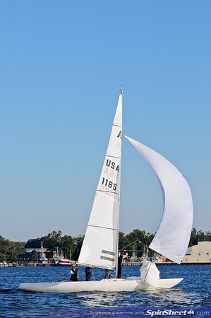 SSA US Soling Champs & 505s