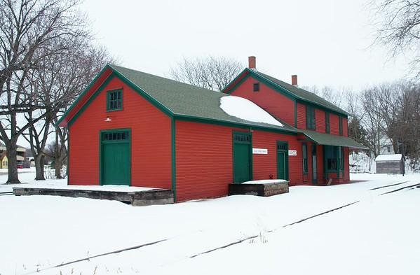 Nebraska Depots