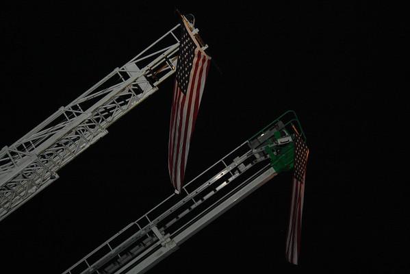 9/11 Ceremonies & Steel