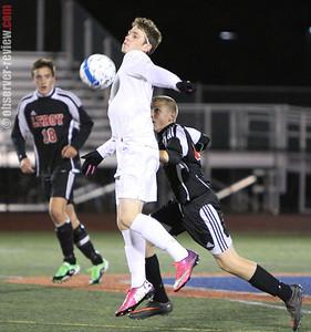 Penn Yan Soccer 10-23-13 (Sectional)