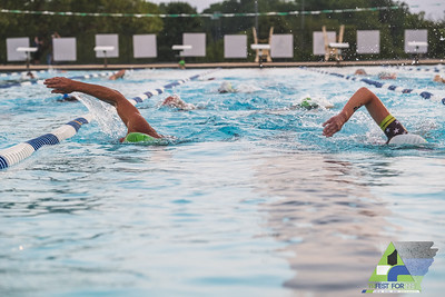 Swim/Transition - Photo Credit Megan Sebeck