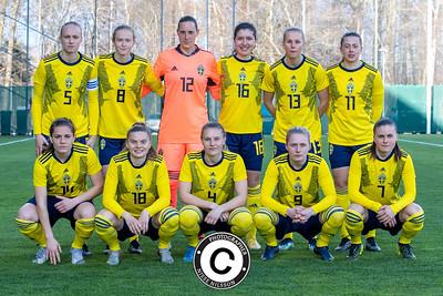 2021-04-07 KDFF - U23 Sverige