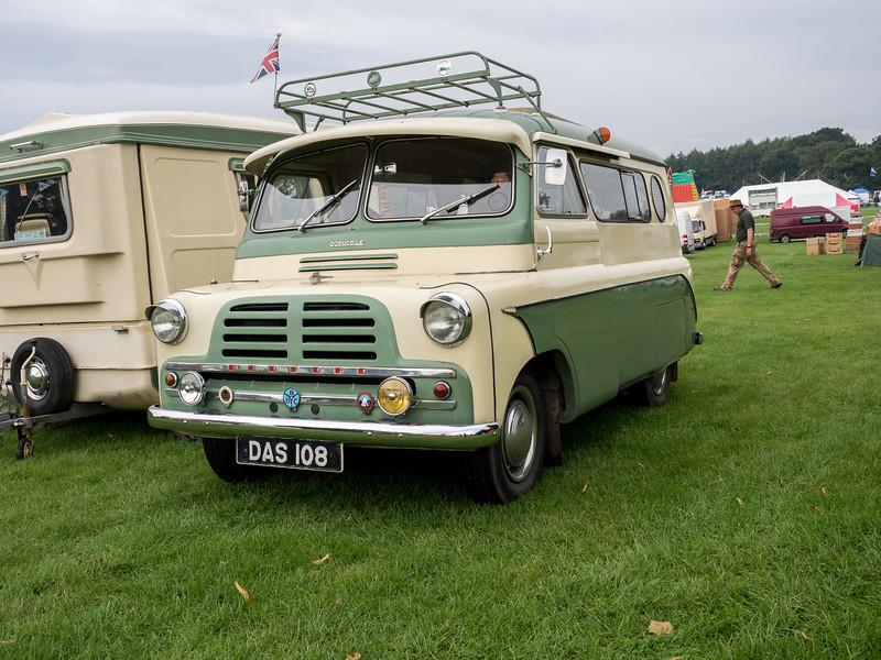 1958 Bedford CA Dormobile