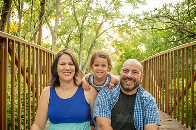 Erin's Family - July 2021