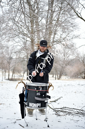 2021-02-12 Drummer in the Park