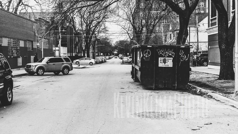 Peace Dumpster