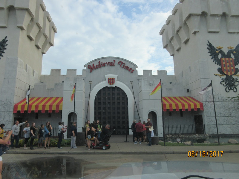 Medieval Times 2017