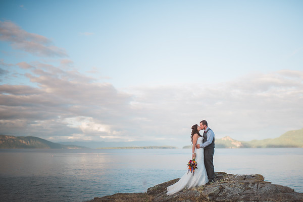 Orcas Island Wedding | Amy and Brian | Seattle Wedding Photographer