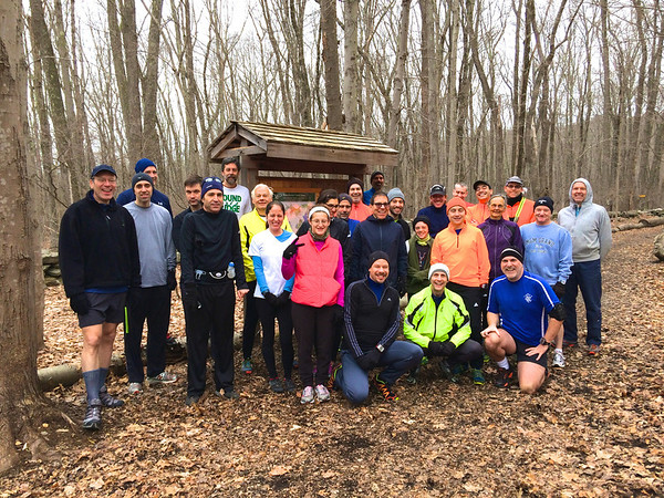 March 23rd Sunday Run - Zofnass Preserve