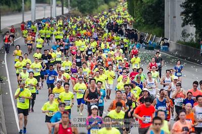 ASICS香港十公里挑戰賽2015