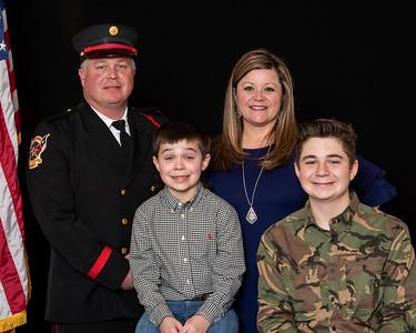 Round Rock Fire Department Awards Banquet