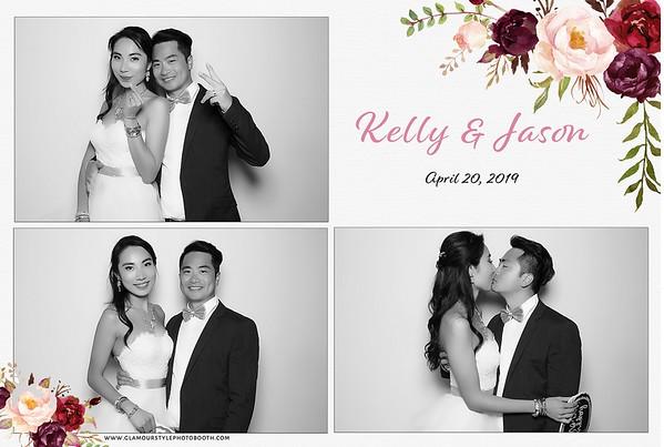 Kelly and Jason Glamour