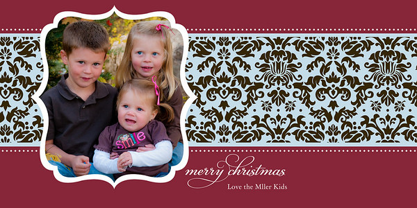 Holliday/Announcement Cards