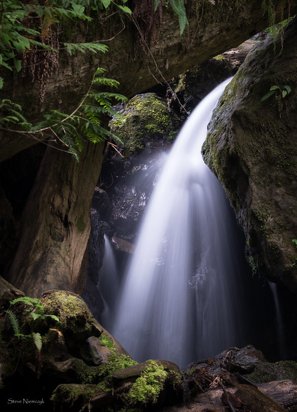 Hidden Waterfall