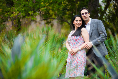 Elnaz & Omid Engagement Photos 2018