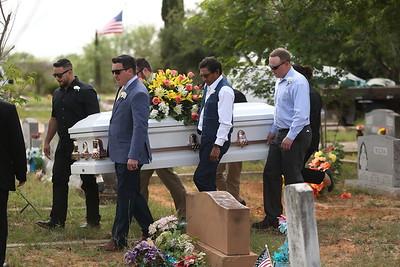 Carmen Longoria Funeral