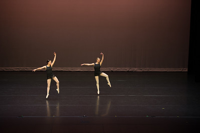 Paquita Variation - Halle and Ashley