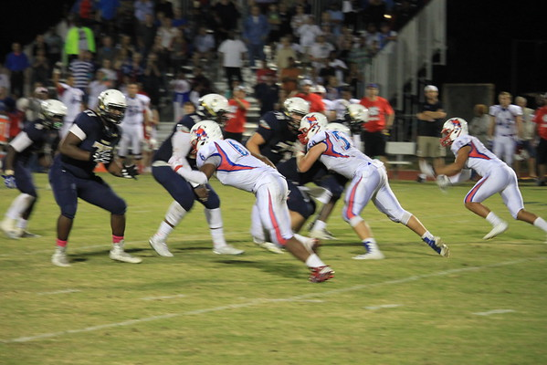 Homecoming Game vs Northside Christian 2016