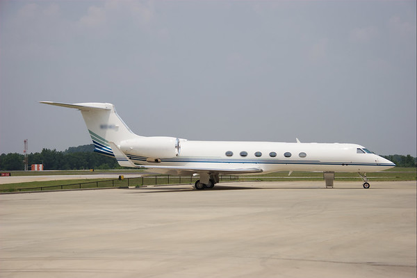 2006-07-20 Stamford, CT in Gulfstream V Corporate Jet for CIO Meeting