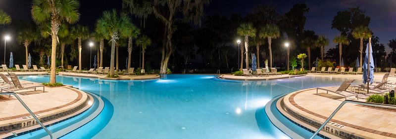 The RiverClub Pool