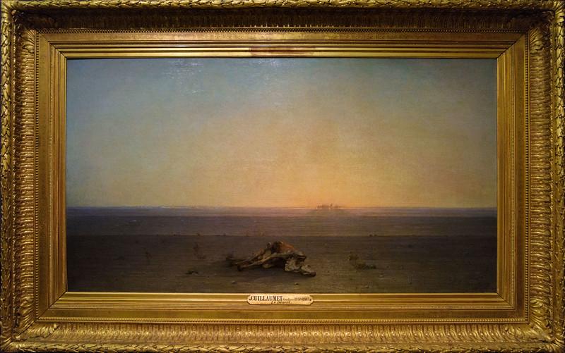 Gustave Guillaumet, Le Sahara dit aussi Le désert  1867