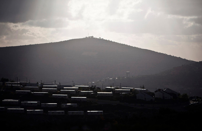 . Prefabricated homes are seen in the West Bank Jewish settlement of Eli, south of Nablus on March 17, 2013. U.S. President Barack Obama is due to make his first official visit to Israel and the Palestinian Territories this week, looking to improve ties after sometimes rocky relations with both sides during his first term in office. Israeli settlement expansion lies at the heart of much of the rancor between Israeli Prime Minister Benjamin Netanyahu and Obama, who has said the U.S. does not accept the legitimacy of continued settlement. Picture taken March 17, 2013. REUTERS/Nir Elias