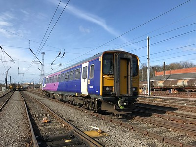 Arriva Northern - Class 153