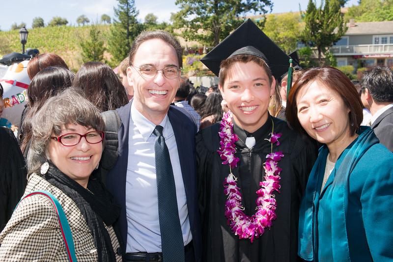 Harker Graduation 2013