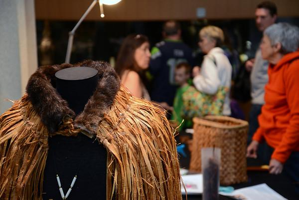 Native Arts Day at the Burke 2014