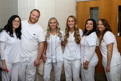 Nursing Pinning Ceremony Spring 2019