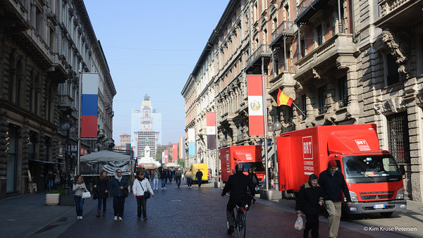 Milano 1.-4. nov. 2012