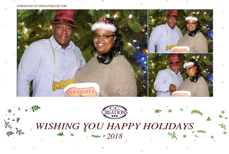 121418 - CC Creations Holiday Party 2018