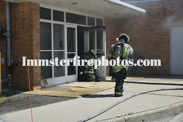 Plainview fd HANC fire