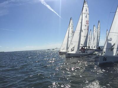 2015 Davis Island Yacht Club J/70 Winter Series 3