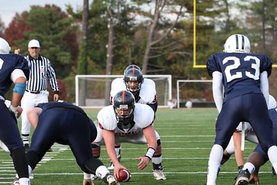 Football: Flint Hill vs. The Potomac School (11/06/2010)