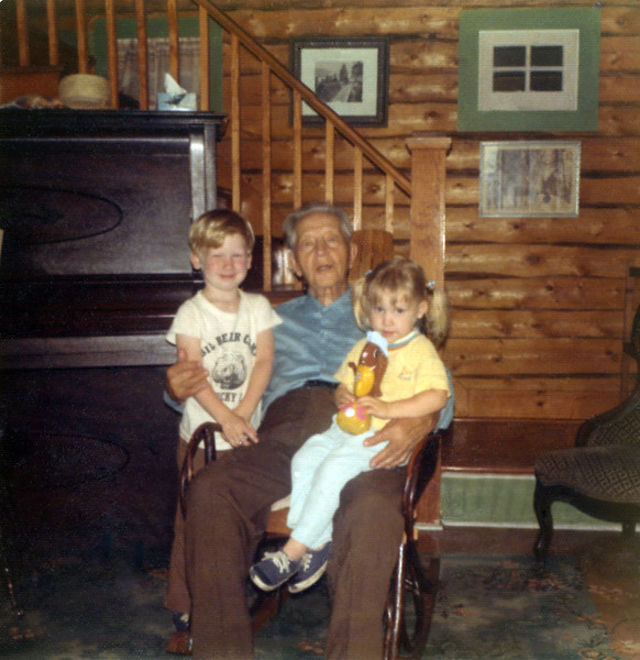 Big Grandpa Time