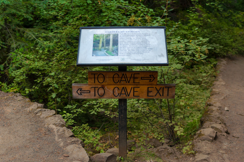 Boulder Cave National Recreational Trail