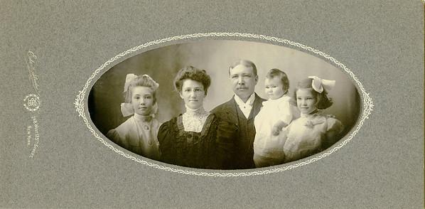 Family of Vera Stephenson