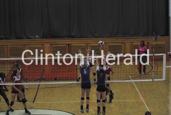 9-17-13 Clinton vs. Muscatine