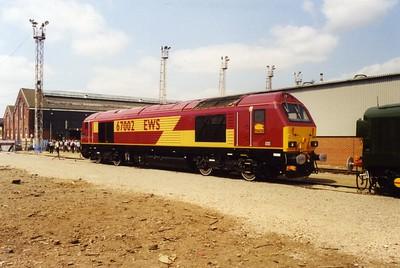 GB Class 67