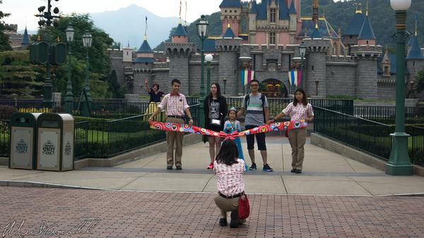 Disneyland Resort, Hong Kong Disneyland, Main Street USA, Sleeping Beauty Castle, Sleeping, Beauty, Castle, Snow White