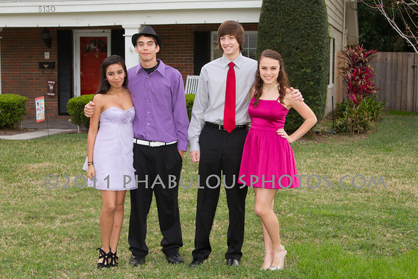 Sarah Sweetheart Dance - 2011